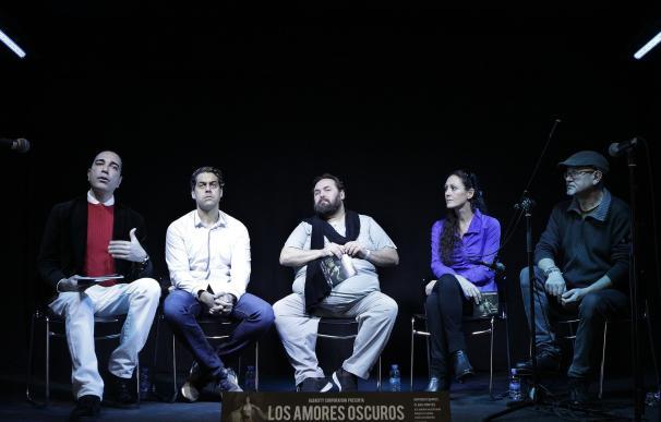 Clara Montes y Antonio Campos protagonizan 'Los amores oscuros', el relato del último amor de Lorca