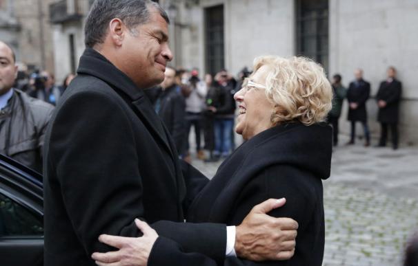 El Ayuntamiento ofrece La N@ve para que los ecuatorianos residentes en Madrid puedan votar el 19 de febrero