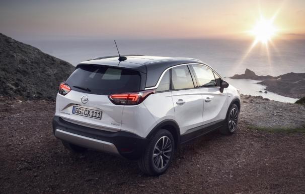 Opel retransmitirá en 'streaming' la presentación de su primer 'crossover' mañana en Berlín
