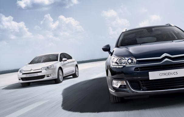 """Citroën renueva su gama de C5 en 2017, incidiendo en su """"carácter de berlina de alto 'standing'"""""""