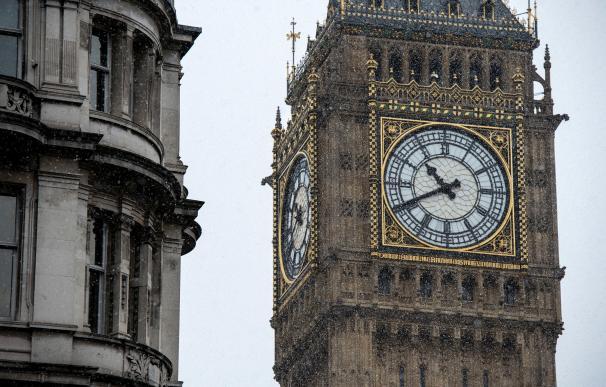 Imagen del Big Ben en Londres. GettyImages