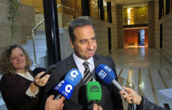 Fernando Lastra coincide con Areces en que no hay enfrentamiento entre bases y dirigentes del PSOE