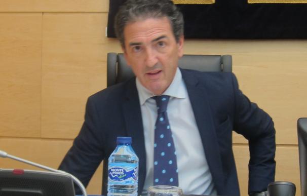 """Miguel Ángel Ortiz, gerente del HUBU: """"Yo dirijo un hospital público con una altísima calidad asistencial"""""""