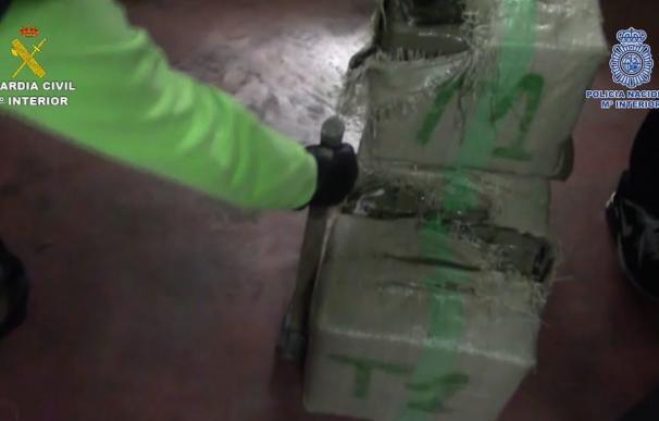 Desarticulada una organización criminal especializada en el robo de cajeros automáticos mediante explosiones