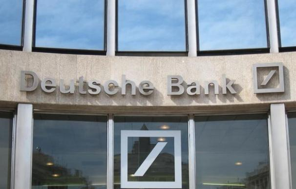 Deutsche Bank sube un 85% en Bolsa en menos de tres meses