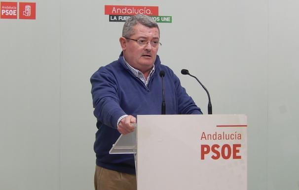 El PSOE-A destaca que sólo Andalucía reconoce por ley la financiación incondicionada a los ayuntamientos