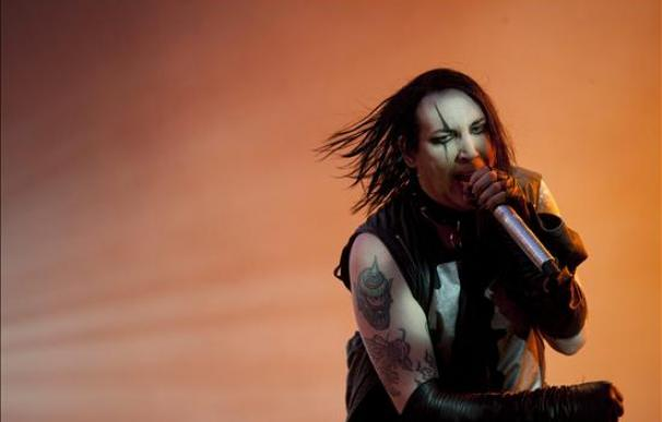 "Marilyn Manson presentará ""The high end of low"" en Madrid y Barcelona"