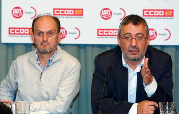 Julián Buey (CCOO) dice que aún hay margen de maniobra para llegar a un acuerdo