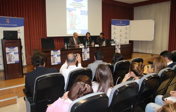 Diputación inaugura las Jornadas Científico Técnicas de Fibromialgia y Ejercicio Físico de 2016