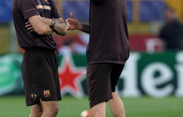 El club recurrirá la sanción de dos partidos a Tito Vilanova