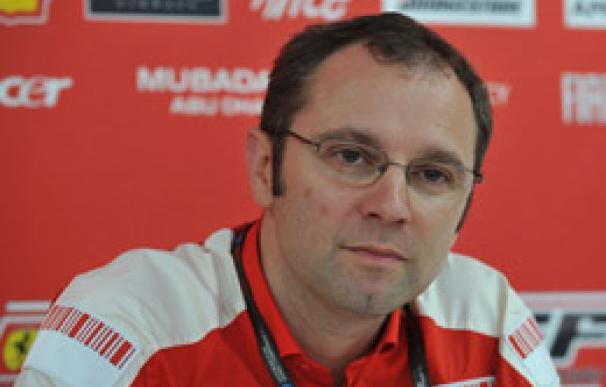 Stefano Domenicali / Ferrari