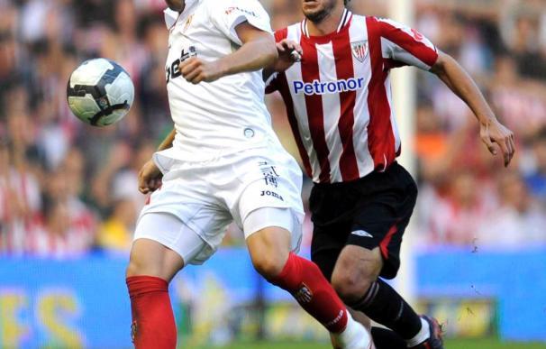 Negredo destaca la buena racha del Sevilla ante el choque con Real Madrid