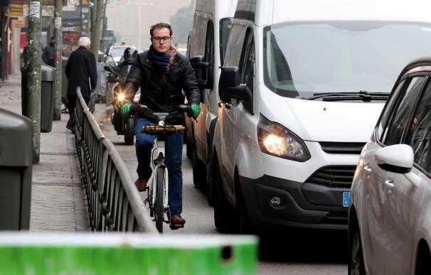 ConBici ve innecesario el debate sobre un carné por puntos ciclista cuando baja la siniestralidad de estos usuarios