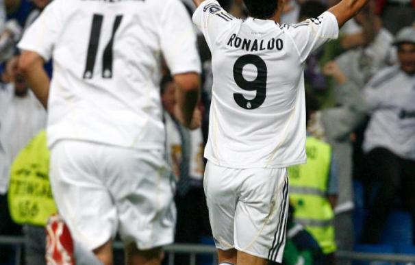 3-0. Cristiano Ronaldo cambia el rumbo de Real Madrid ante el Olympique de Marsella
