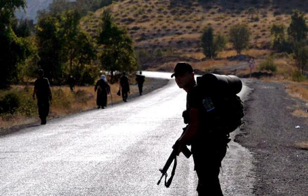 El Gobierno iraní confirma la muerte de 4 terroristas en el Kurdistán