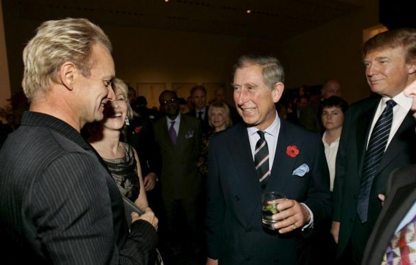 """Sting se une al príncipe Carlos para pedir un """"SOS"""" que salve espacios verdes"""