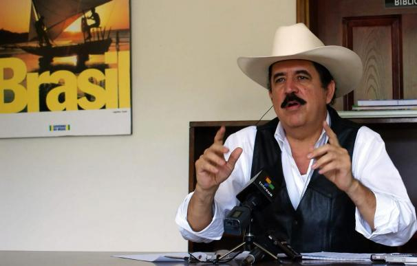 La CE pide a Honduras que acepte la vuelta de los embajadores de la UE
