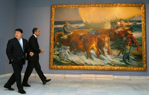 Sorolla regresa a su Valencia natal tras el éxito de público del Prado