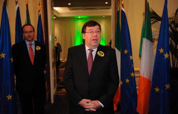 No habrá un tercer referéndum si Irlanda rechaza el Tratado de la UE