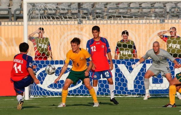 0-3. Costa Rica se impone a Australia con el liderazgo y recobra la esperanza
