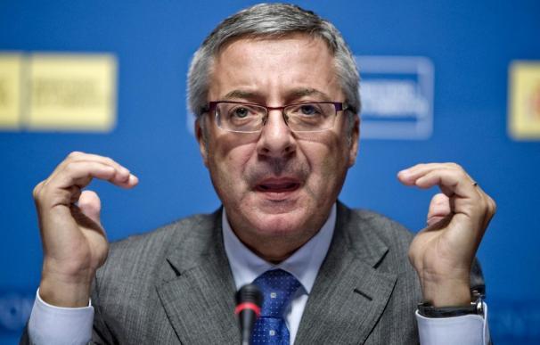 Blanco cree que la 'pensión' de Goirigolzarri debería tener una fiscalidad mayor