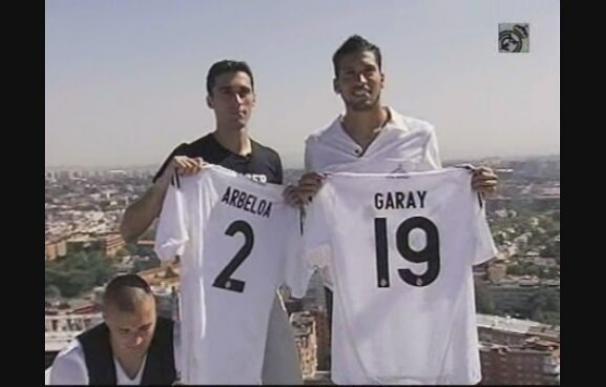 Los fichajes del Real Madrid, juntos en Torre Europa