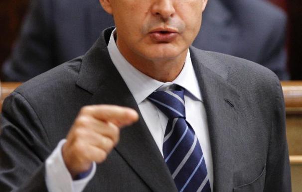 """El Congreso vive hoy un """"cara a cara"""" entre Zapatero y Rajoy sobre los Presupuestos Generales"""