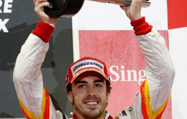 Ferrari anuncia el fichaje del español Fernando Alonso