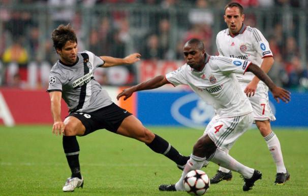 0-0. El Bayern somete a la Juve, pero le faltó el gol