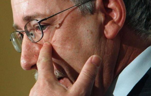 Toxo insiste en que la recesión no ha acabado y augura más paro para 2010