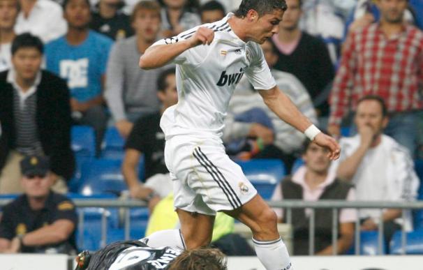 Ronaldo resuelve las dudas del Madrid y el Milán no puede con el Zúrich
