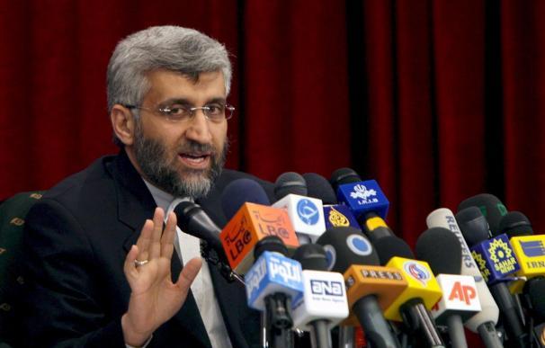 El éxito de la negociación dependerá de la actitud de Occidente, según el responsable de seguridad iraní