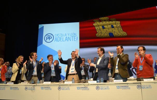 PPCyL- Mañueco renueva el 54% de la Ejecutiva, suprime la figura de coordinador de área y crea 3 nuevas vicesecretarías