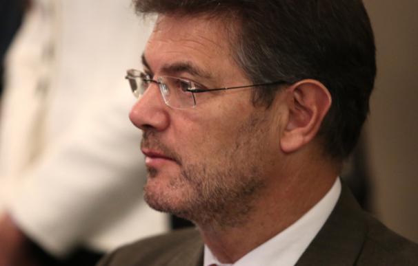 Catalá destaca que el Gobierno ha trasladado a más de 450 españoles presos en cárceles extranjeras