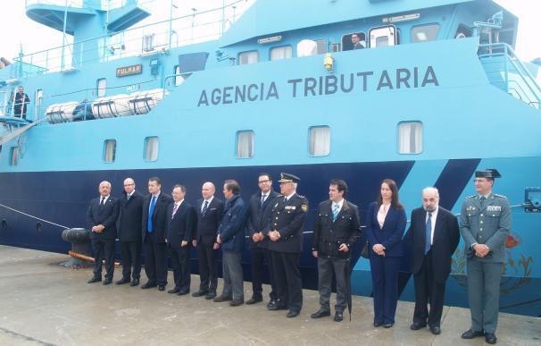 Vigilancia Aduanera detecta un incremento en el uso de veleros de recreo para el tráfico de hachís por el Mediterráneo