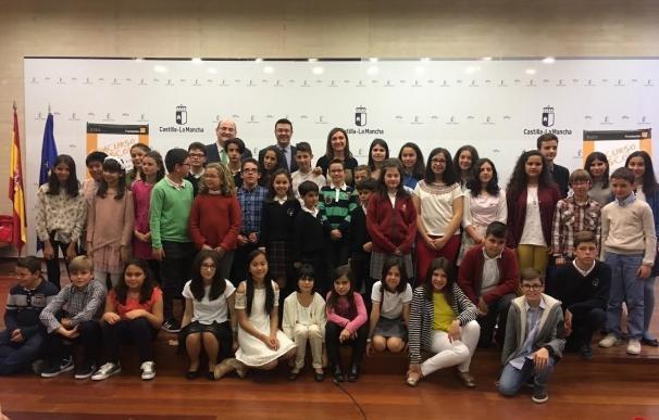 Un alumno conquense asistirá a la audiencia que ofrece Felipe VI a los ganadores del certamen '¿Que es un rey para ti?'