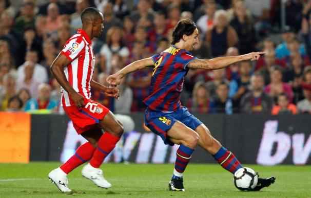Ibrahimovic entra en la lista para el partido contra el Málaga