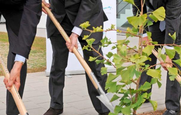 José Carreras inaugura un centro de investigación de leucemia en Marburg