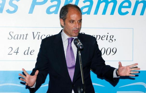 Un informe policial afirma que hubo financiación ilegal en el PP de Valencia