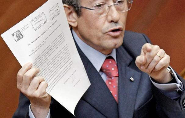 PSPV pide que la comisión de investigación en Les Corts sobre financiación del PPCV