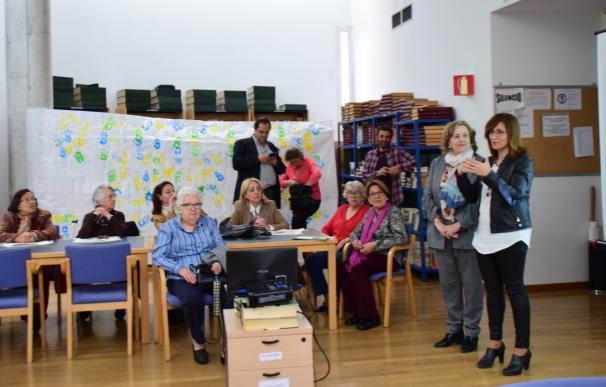 Mayores profundizan en la importancia del reciclado en un encuentro organizado por la Junta