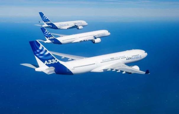 Airbus gana 608 millones hasta marzo, un 52% menos