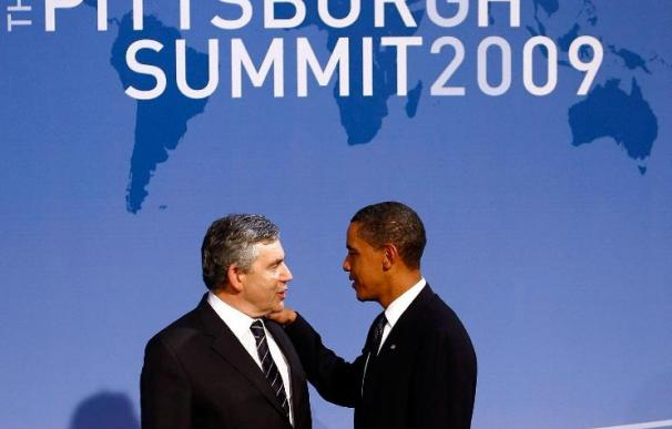 Obama mantendrá hoy una reunión con Brown