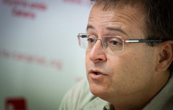 """Trujillo (IUC) dice que Zerolo es un """"delincuente"""" que """"organizó el saqueo"""" del Ayuntamiento de Santa Cruz de Tenerife"""