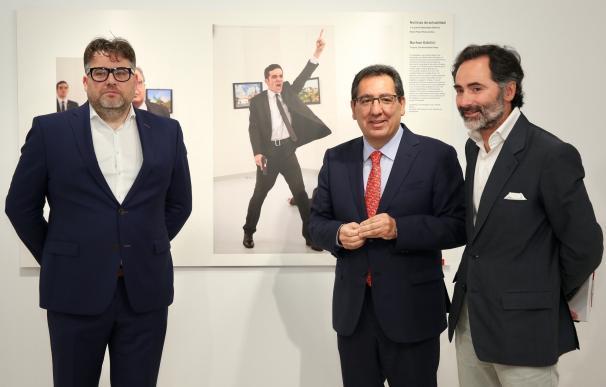 """La exposición 'World Press Photo 2017' llega a la Fundación Cajasol para ser """"una ventana al mundo"""""""