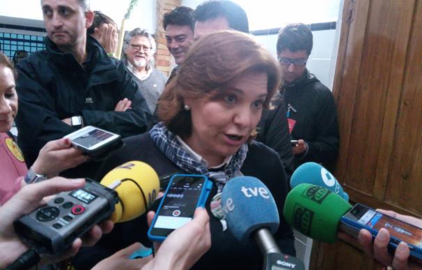 """Bonig tilda de """"increíble"""" la actitud del alcalde y pide a Puig y Oltra que se pronuncien"""