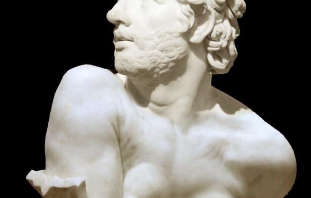 La exposición 'Mitologías del presente' del artista Ángel Pantoja se inaugura en la Sala Atín Aya