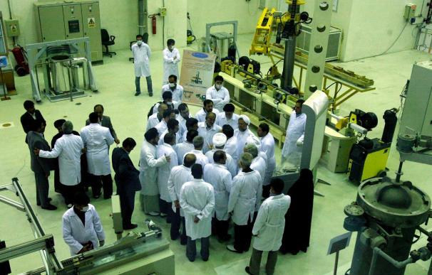 Irán revela la existencia de una segunda planta de enriquecimiento de uranio