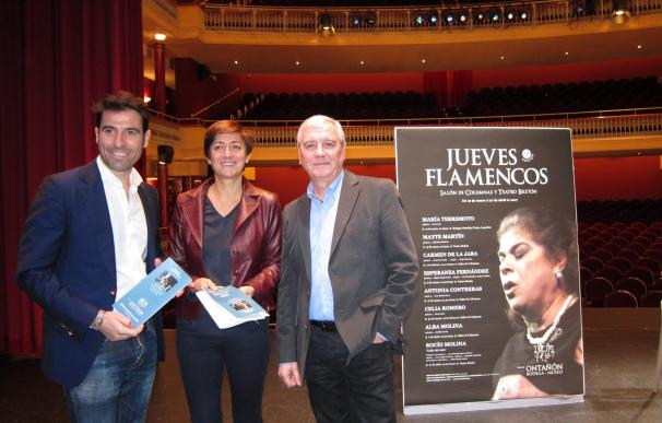 Las mujeres protagonistas de un nuevo ciclo de 'Los Jueves Flamencos' que programará una actuación en 'Ontañón'