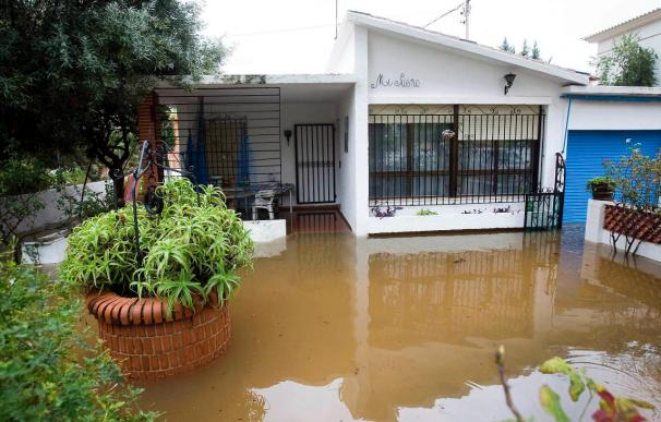 La Generalitat decreta la preemergencia por las lluvias en litoral e interior de Castellón